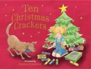 <i>Ten Christmas Crackers</i>,  by Karen Erasmus
