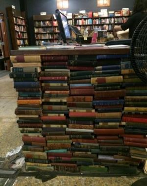 Better read: The Last Book Store in Los Angeles.