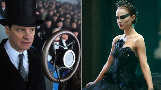 Is it fair to compare? How was Natalie Portman's skin-flaying turn in <i>Black Swan</i> 'easy' acting in comparison to ...
