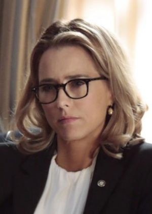 Who plays Madam Secretary? (Question 16)