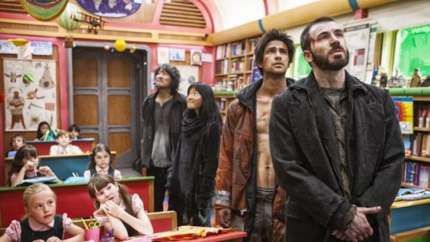 <i>Snowpiercer</i>, an adaptation of an obscure French comic book.