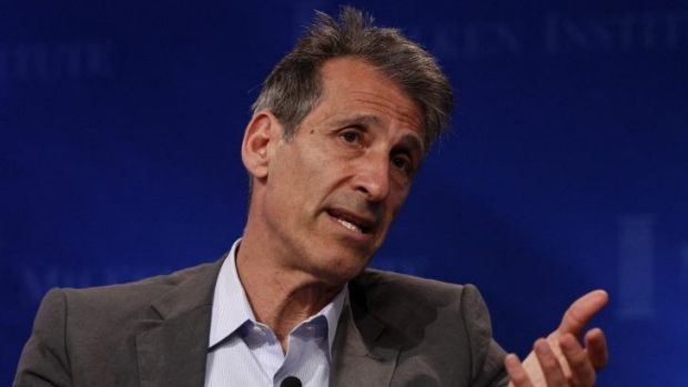 Sony Pictures chief Michael Lynton says he hopes that the public will see the film but no other platform has shown interest.