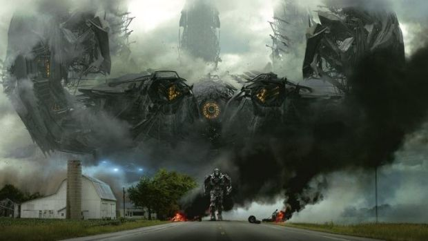 Biggest film of the year: <i>Transformers: Age of Extinction</i>.