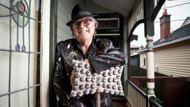 Long-time Northcote resident Dobe Newton is not surprised at the suburb's popularity with country music songwriters.