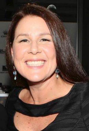 The exuberant Julia Morris will co host <i>I'm A Celebrity ... Get Me Out of Here</i>.