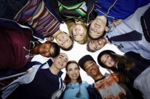 <i>Red Band Society</i> (on Seven) is a dramedy about talented teenagers in a hospital ward.