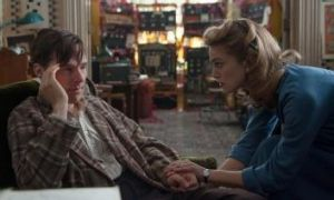 Benedict Cumberbatch and Keira Knightley in The Imitation Game.