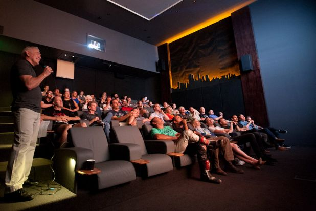 Mad Max screening at The Backlot Perth. Photo: Anthony Tran