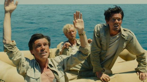 No luck ... <i>Unbroken</i> fails to make Producers Guild of America's shortlist for awards.
