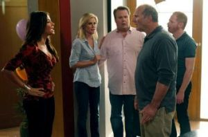 Runaway success: <i>Modern Family</i>.