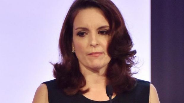 """""""Even if it's just dumb jokes, we have the right to make them"""": Tina Fey."""