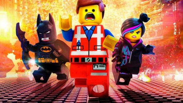 Will The LEGO Movie click with the Golden Globes jury?
