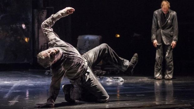 A dark piece in every way: James Thierree's <i>Tabac Rouge</i> is already the show to see at the Sydney Festival.