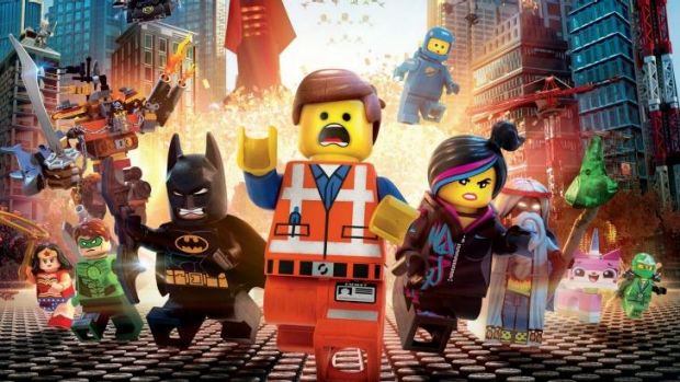 <I>The Lego Movie</I> has been nominated for a Golden Globe award in the best animated movie category.