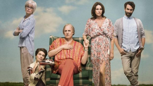 <i>Transparent</i>: This family drama from writer Jill Soloway is about a retired professor, played by Jeffrey Tambor, ...