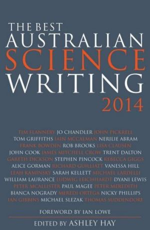 <i>The Best Australian Science Writing</i> politely destroys the climate-change sceptics.