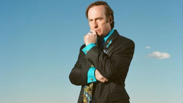 'Crazy tonne of overlap': Bob Odenkirk, who plays Saul, sees the connections between the two shows.