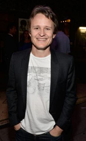 Gritty role: Damon Herriman is delighted by his character's new storyline in <i>Justified</i>.