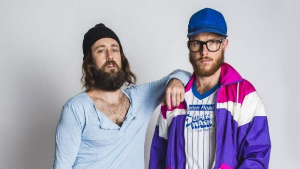 Lifetimes: Bondi Hipsters feature in Soul Mates, a new six-part comedy series.
