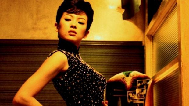 2046: Wong Kar-Wai's disorienting 1960s romance is out on DVD.