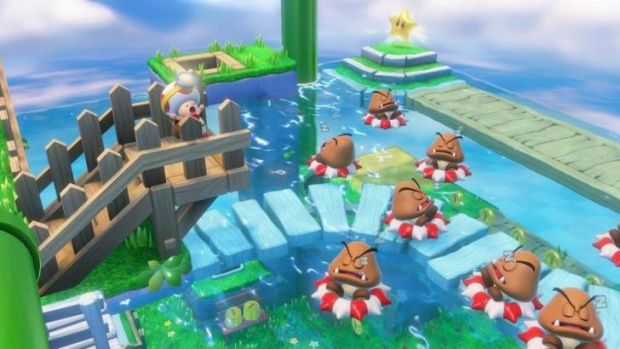 Player: Captain Toad: Treasure Tracker is a charming reason to revisit the Nintendo Wii U.