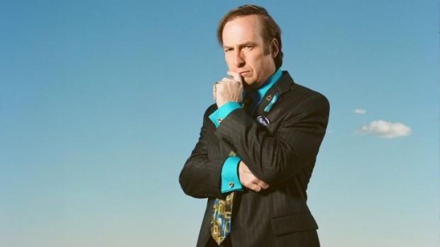 Bob Odenkirk, who plays lawyer Saul, in the acclaimed <i>Breaking Bad</i> and its new spin-off, <i>Better Call Saul</i>.