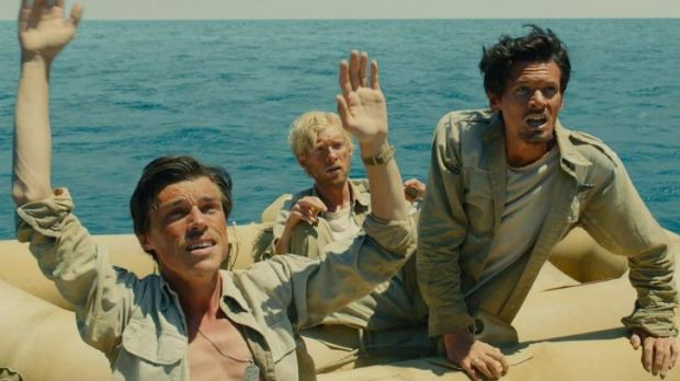 Saved: The screenwriting of the Coen brothers, Joel and Ethan,  give <i>Unbroken</i> a  lift.