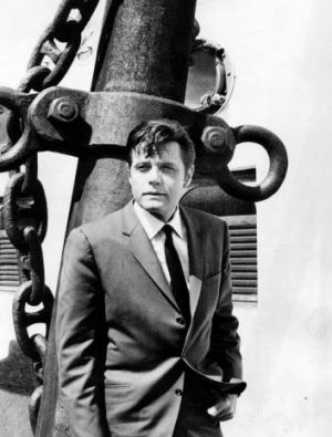Jack Lord as Detective Steve McGarrett in Hawaii Five-O inspired a hard-drivin' surf anthem.