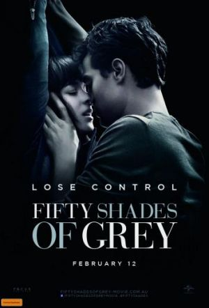 Erotic: Devotees of the wildly popular book have clocked up 93 million YouTube views of the film trailer since last July.
