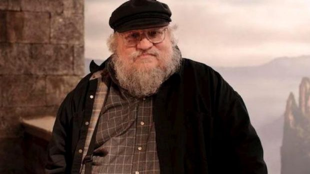 George R. R. Martin, author of the <i>A Song of Ice and Fire</i> series.