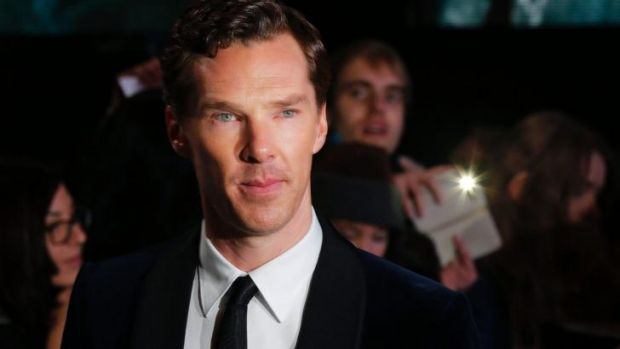 "Devastated: Benedict Cumberbach has apologised for using the term ""coloured"" to describe black actors."