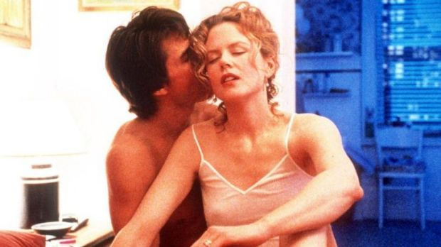 During <i>Eyes Wide Shut</i>, the Church of Scientology mounted campaign to separate the film's stars, according to ...
