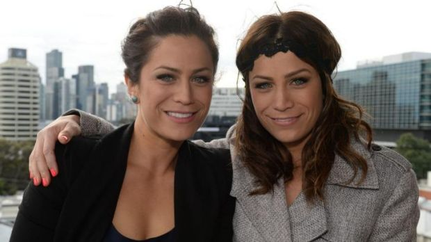 Former Blockheads Lysandra and Alisa have appeared in spin-off show <i>Open House</i>.