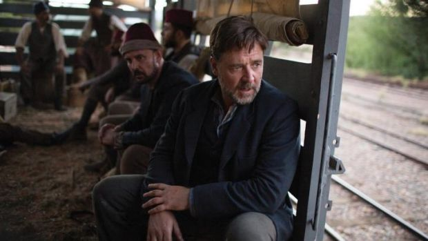 Russell Crowe's <i>The Water Diviner</i> was the joint best film, though he was overlooked in the best actor category ...