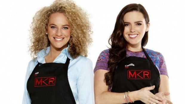 My kitchen rules 2015 ashley and camilla reveal good fun for Y kitchen rules contestants