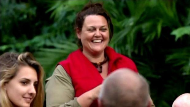 Viewers are loving Chrissie Swan on <i>I'm A Celebrity</i>.