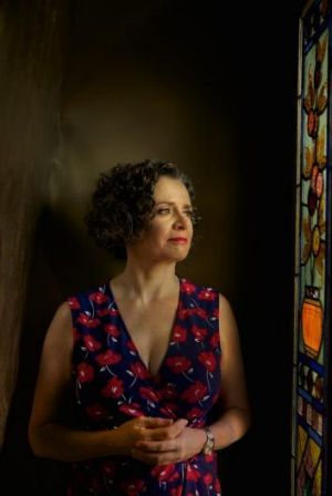 Reflective: Judith Lucy has just returned from travelling to Uganda.