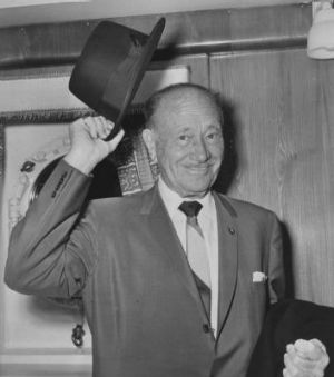 Conrad Hilton (1887-1979), the former chairman and president of the eponymous hotel chain, would probably not tip his ...