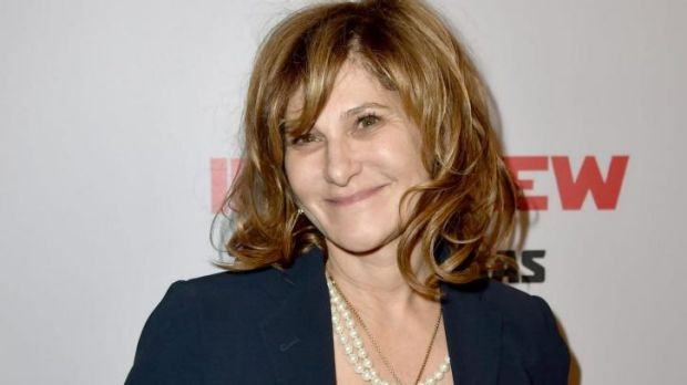 Amy Pascal, co-chairwoman of Sony, has resigned after Sony hack scandal.