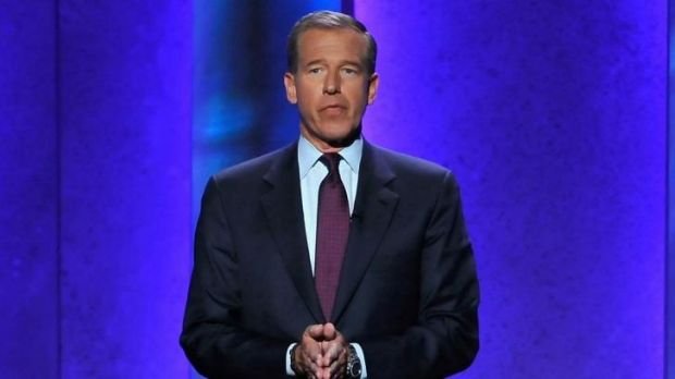 NBC anchor Brian Williams gets his own hashtag over his fake Iraq story: #BrianWilliamsMisRemembers.