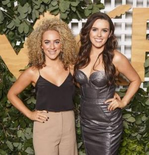 """The Perth pair said they were """"completely open"""" with rival contestants Ash and Camilla."""