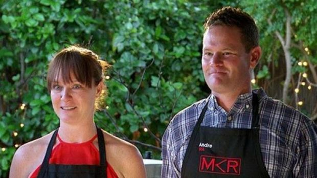 Perth couple Kat and Andre decided to score strategically after their own dismal effort.