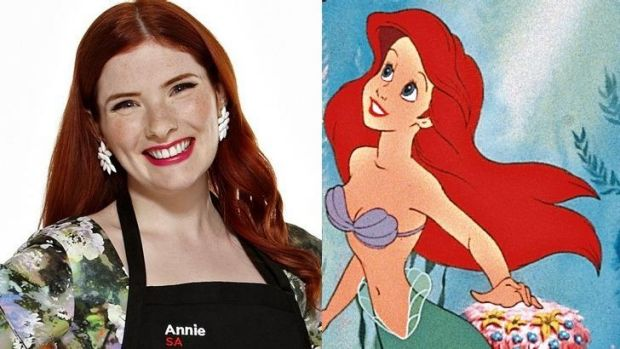 Doesn't <i>MKR</i>'s Annie remind you of someone?