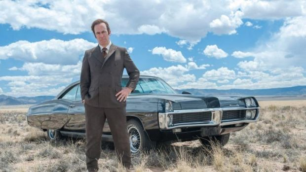 <i>Better Call Saul</i> proves a winner with US viewers, will it do the same in Australia?