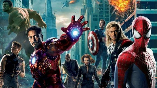 Swinging by: Marvel Studios has signed a deal with Sony Pictures that will allow Spider-Man to appear in its ...
