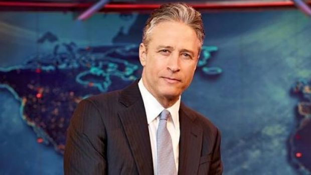 The face of political commentary: Jon Stewart is leaving <i>The Daily Show</i>.