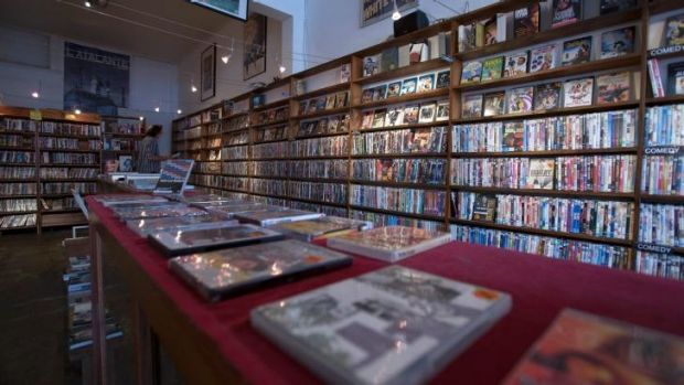 Physical video and DVD rental and retail shops are disappearing from the landscape. Specialty outfit Video Dogs, in ...