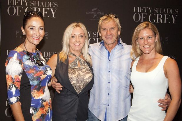 Perth Premiere Of Fifty Shades Of Grey