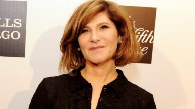 Amy Pascal gives candid interview where she admits she wasn't nice in her emails.
