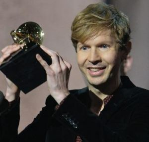 Grammys 2015 wnner for Album Of The Year - Beck.